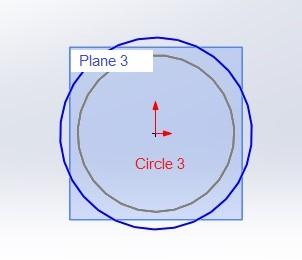 Circle-on-Plane-3